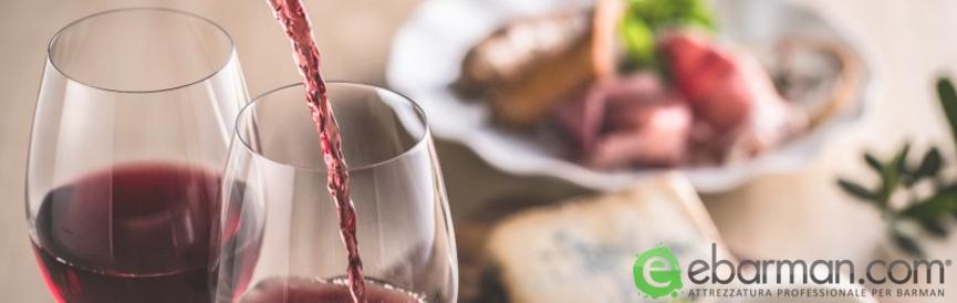 Bicchieri da Vino e Acqua