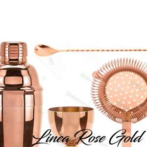 Linea rose gold