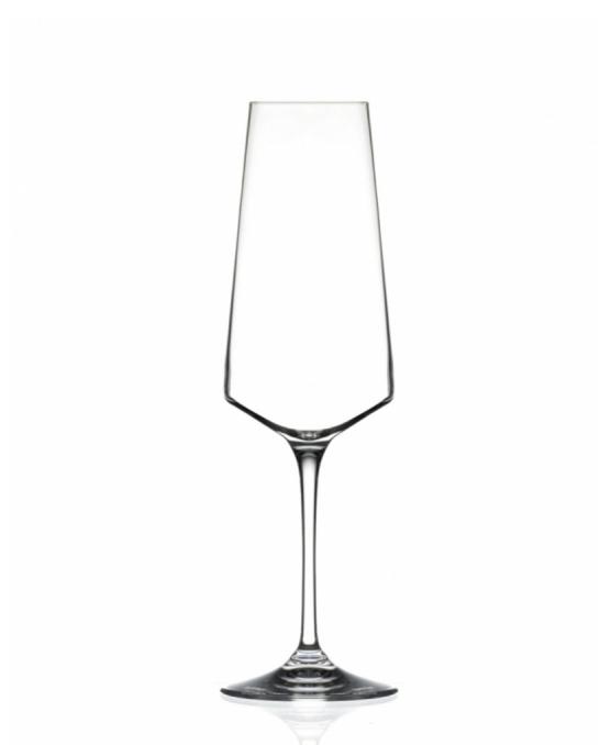 Bicchieri RCR ,Aria Calice RCR Flute 35 cl 6 pezzi