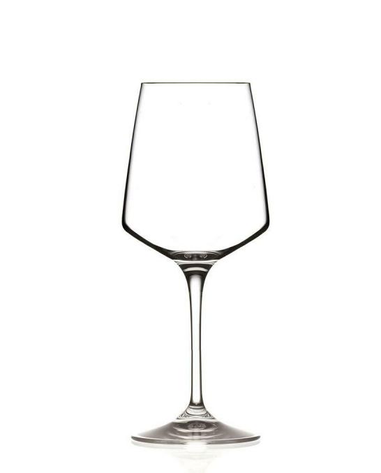 Bicchieri RCR ,Aria Calice RCR vino bianco 38 cl 6 pezzi