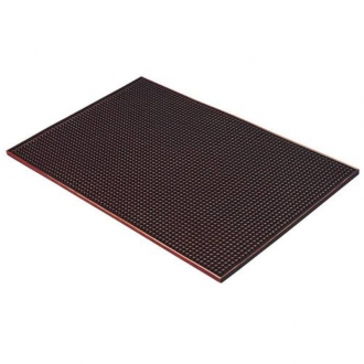 Bar Mat e Tappetini ,Bar Mat Large Marrone 31,5x47 cm