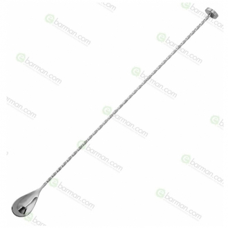 Bar Spoon ,Bar Spoon Stiff 40 cm