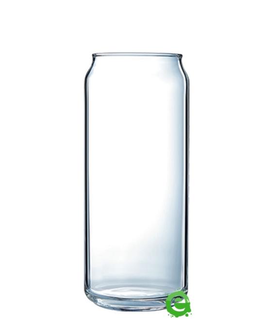 Bicchieri da Cocktail ,Bicchiere a forma di lattina 47 cl 6pz