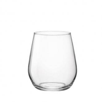 Bicchieri da Vino e Acqua ,Bicchiere Electra dof 38 cl 6pz