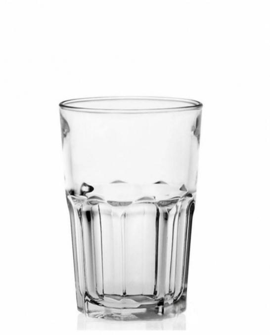 Bicchieri da Cocktail ,Bicchiere Granity temperato 35 cl 6pz