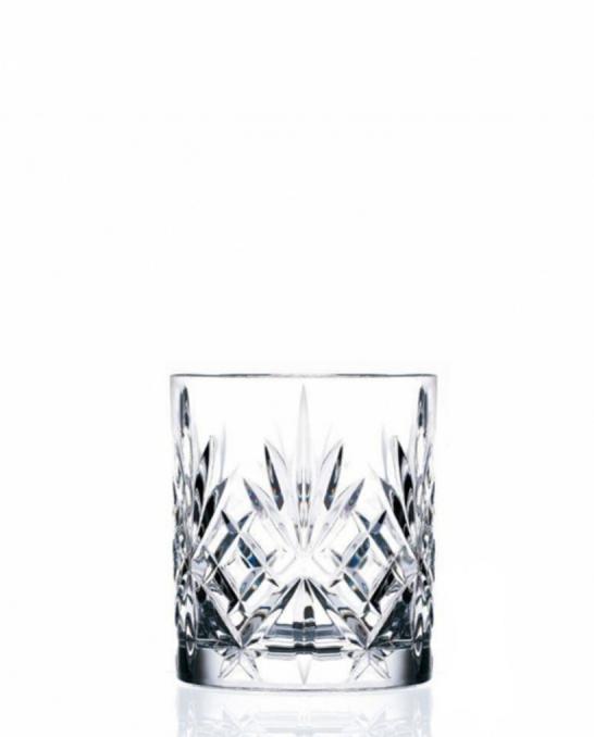 Bicchieri RCR ,Bicchiere Melodia RCR 24 cl 6 pezzi