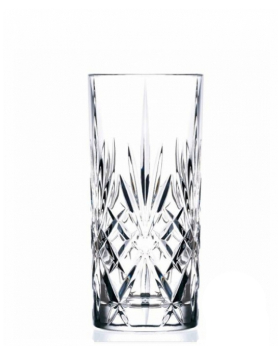 Bicchieri RCR ,Bicchiere Melodia RCR 36 cl 6 pezzi