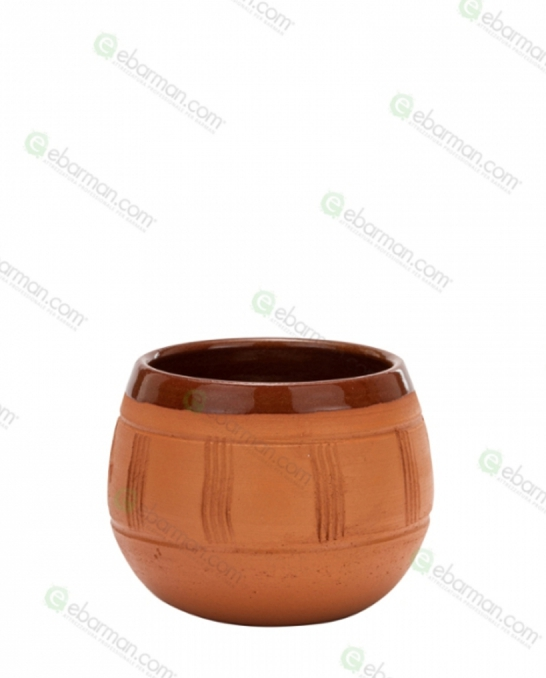 Mug,Bicchiere Mug in Terracotta Grezza Canchanchara Vertical 38 cl