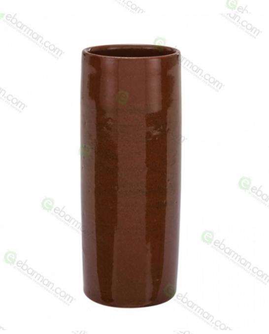 Mug,Bicchiere Mug in Terracotta lucido 40 cl