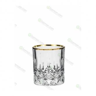 Bicchieri RCR,Bicchiere Opera RCR Oro 21 cl 6pz