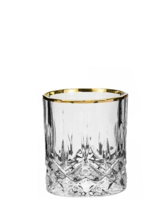Bicchieri RCR ,Bicchiere Opera RCR Oro 30 cl 6 pezzi