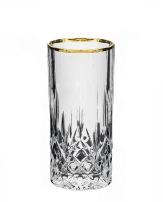 Bicchieri RCR ,Bicchiere Opera RCR Oro 35 cl 6 pezzi