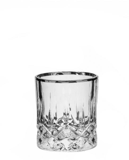 Bicchieri RCR ,Bicchiere Opera RCR Platinum 30 cl 6pz