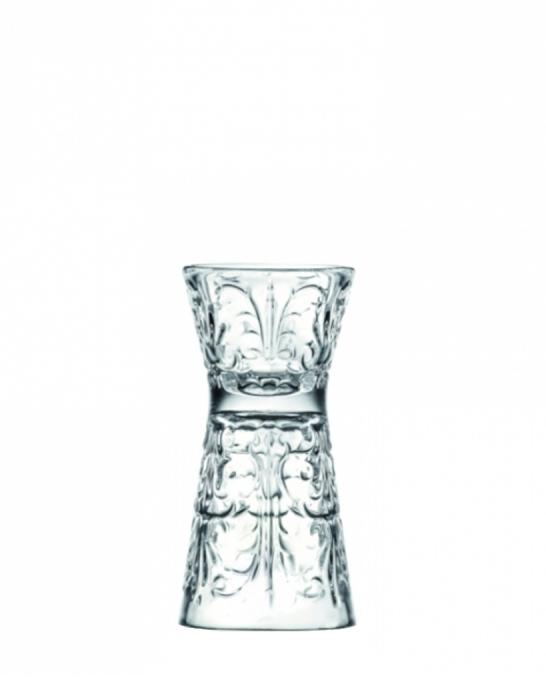 Bicchieri RCR ,Bicchiere RCR Clessidra/Jigger Tattoo 30/60 ml