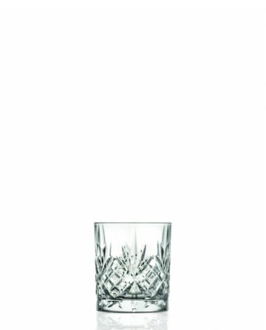 Bicchieri RCR ,Bicchiere shot Melodia RCR7,8 cl 6 pezzi