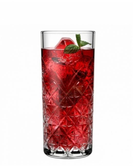 Bicchieri da Cocktail ,Bicchiere Timeless Pasabahce tumblers large 45 cl 12 pezzi