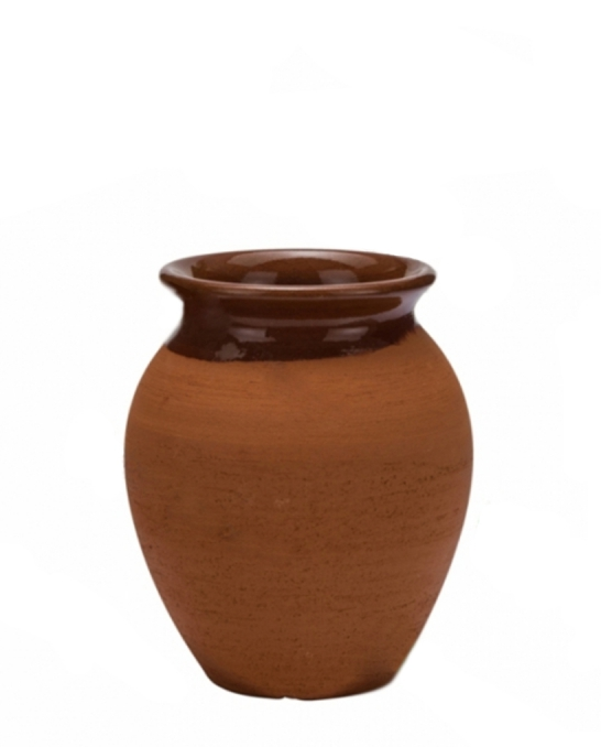 Mug,Bicchiere Vaso Mug in terracotta grezza 43 cl