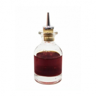 Bitters Bottle ,Bitters bottle dash economica 100 ml con tappo in sughero