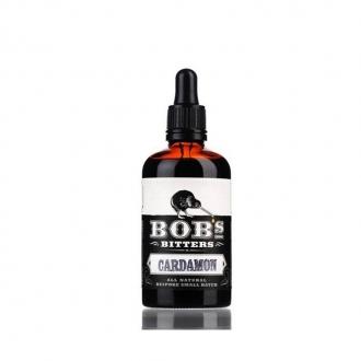 Bitters ,Bob's Bitters Cardamon 10 cl
