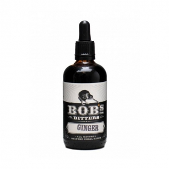 Bitters ,Bob's Bitters Ginger 10 cl