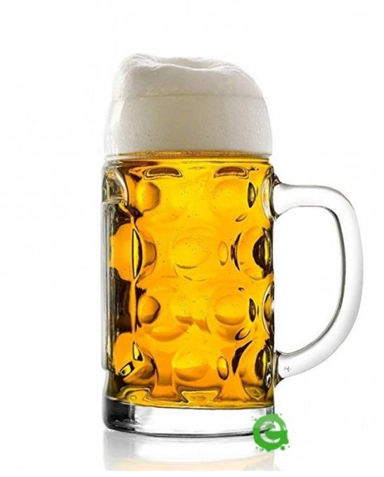Bicchieri Birra ,Boccale Birra Isar 50 cl 6pz
