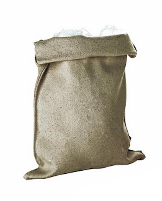 Accessori Ghiaccio ,Borsa per il ghiaccio in cotone naturale