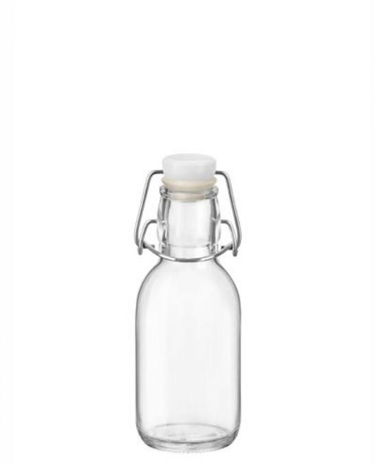 Bitters Bottle,Bottiglia Emilia con tappo ermetico 25 cl