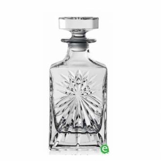 Bicchieri RCR,Bottiglia Oasis RCR Whisky 85 cl