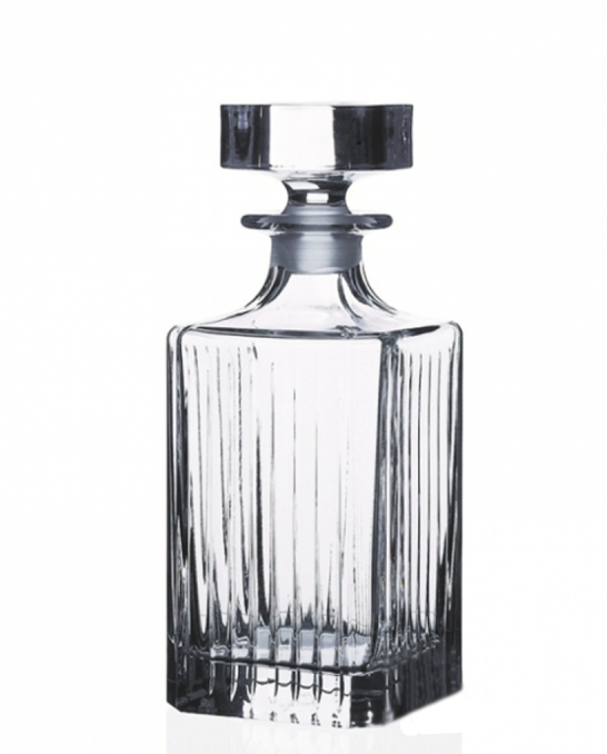 Bicchieri RCR ,Bottiglia Timeless RCR Whisky 75 cl