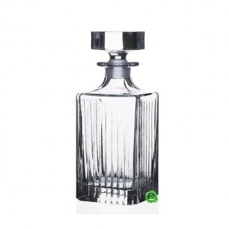 Bicchieri RCR,Bottiglia Timeless RCR Whisky 75 cl