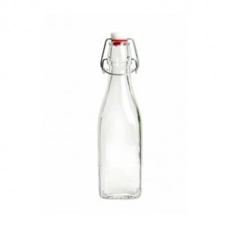Bitters Bottle,Bottiglietta per sciroppi home made 0,25 lt