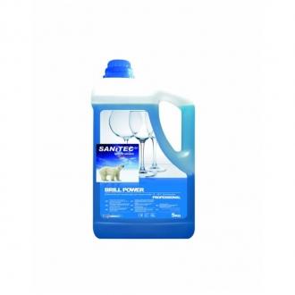 Articoli di Pulizia e l'Igiene Bar ,Brillantante per lavastoviglie industriale 5kg