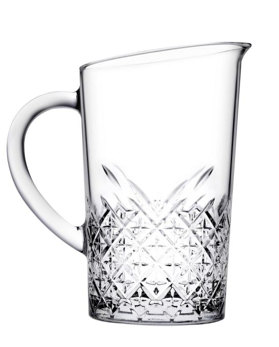 Bicchieri da Vino e Acqua ,Brocca Timeless Pasabahce 144 cl