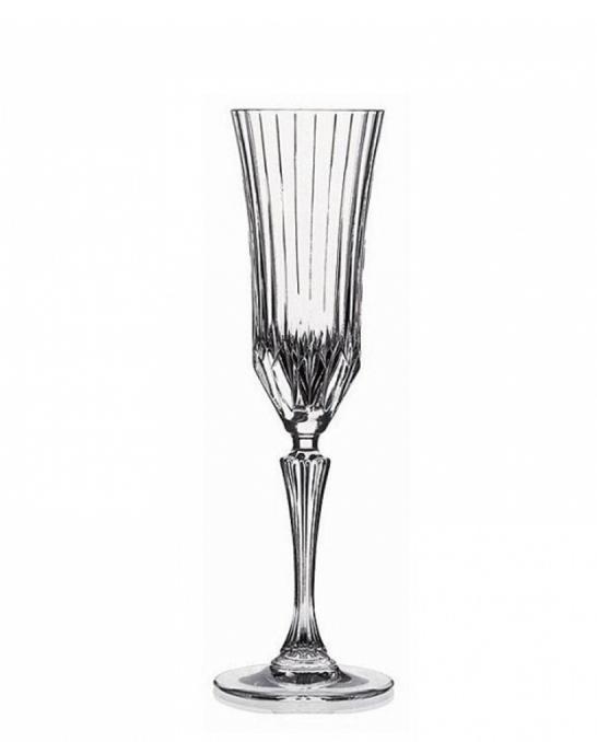 Bicchieri RCR ,Calice Adagio RCR Flute 18 cl 6 pezzi