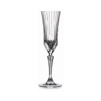 Bicchieri RCR ,Calice Adagio RCR Flute 18 cl 6pz