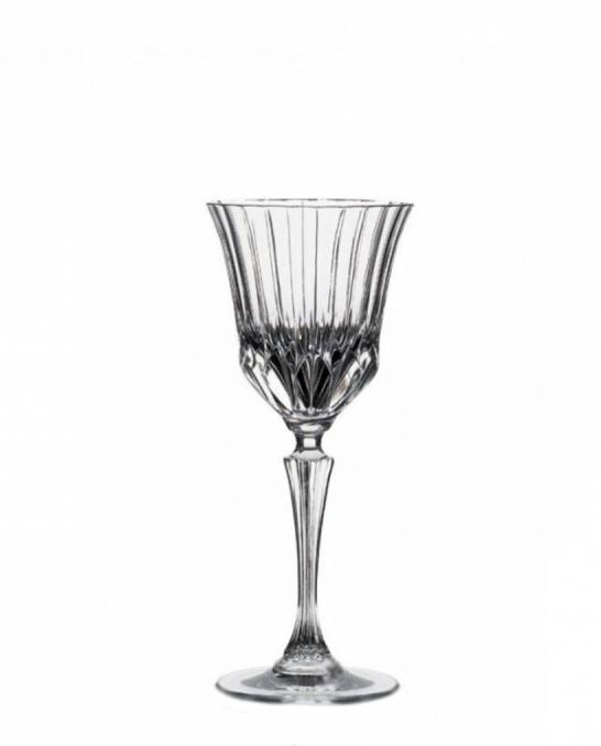 Bicchieri RCR ,Calice Adagio RCR Vino 22 cl 6 pezzi