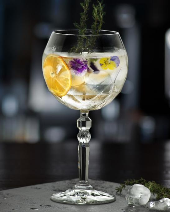 Bicchieri RCR ,Calice Alkemist Gin Tonic 58 cl RCR 6 pezzi