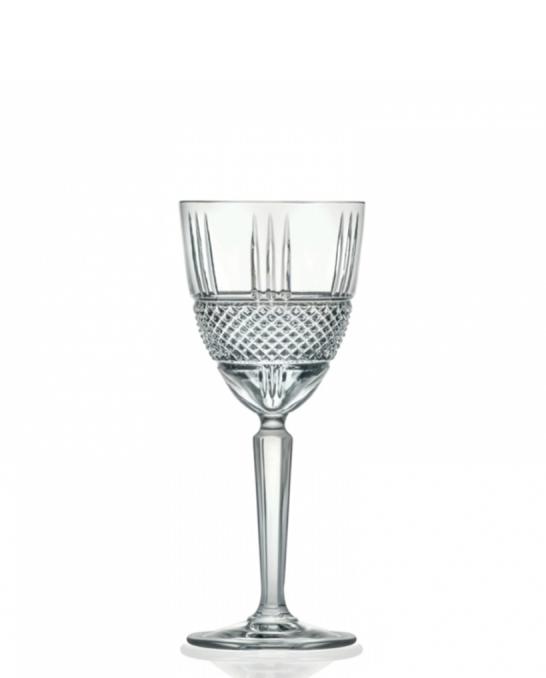 Bicchieri RCR ,Calice Brillante RCR 23 cl 6 pezzi