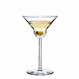 Ultimi in Stock ,Calice Cocktail Fusion Martini Stemware 19 cl 2pz