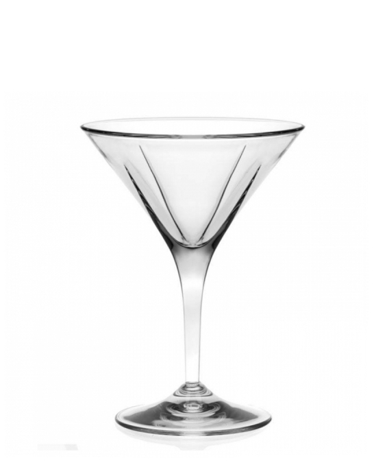 Bicchieri RCR ,Calice Cocktail Fusion RCR Martini 23 cl 6 pezzi