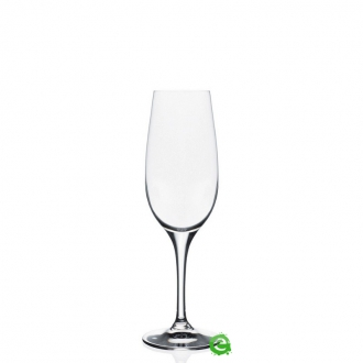 Bicchieri da Vino e Acqua ,Calice Daily Flute RCR 18 cl 6pz