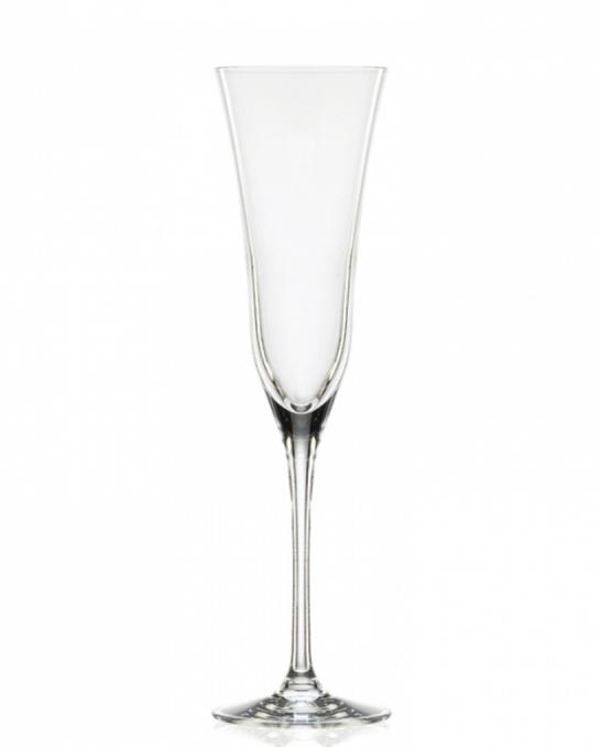 Bicchieri da Vino e Acqua ,Calice ebarman Flute 17 cl 6 pezzi