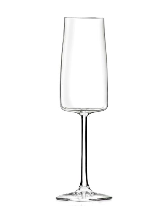 Bicchieri RCR ,Calice Essential RCR Flute 30 cl 6 pezzi