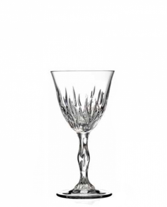 Bicchieri RCR ,Calice Fire RCR Vino 20,6 cl 6 pezzi