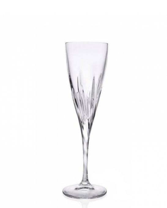 Bicchieri RCR ,Calice Fluente RCR Flute 19 cl 6 pezzi
