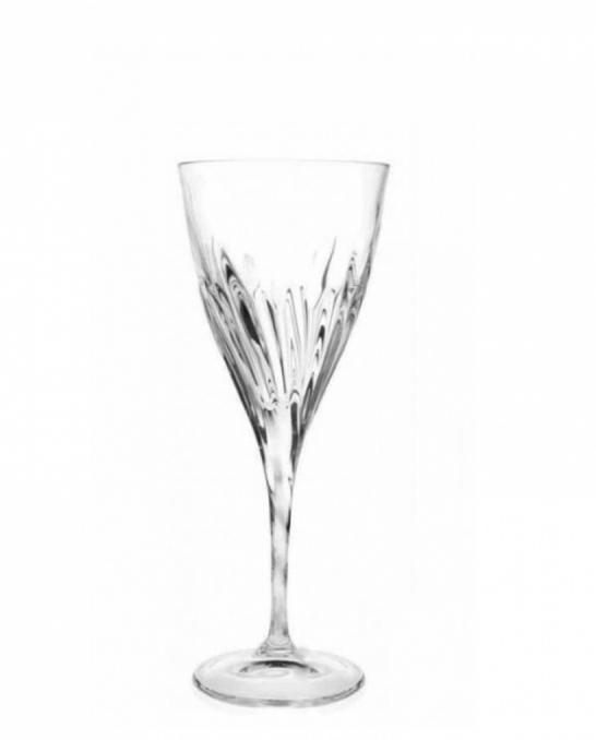 Bicchieri RCR ,Calice Fluente RCR Vino 26,5 cl 6 pezzi