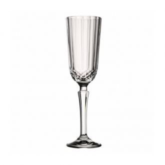 Bicchieri da Vino e Acqua ,Calice Flute Diony 12,5 cl 6pz