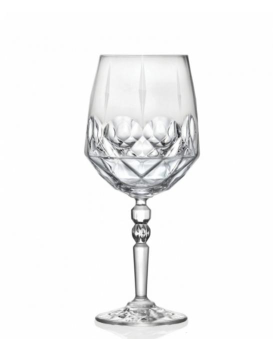 Bicchieri RCR ,Calice Gin TonicAlkemist mixology 67 cl RCR 6 pezzi