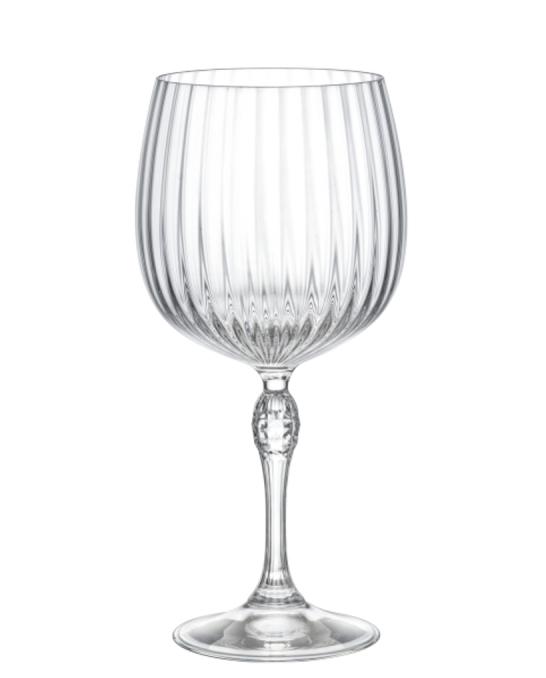 Bicchieri da Cocktail ,Calice Gin Tonic America '20s 74.5 cl 6 pezzi