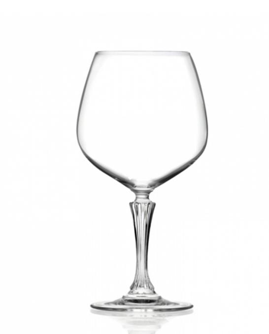 Bicchieri RCR ,Calice Glamour Burgundy RCR 80.3 cl 6 pezzi